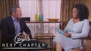 Lance Armstrong's Confession - Oprah's Next Chapter - Oprah Winfrey Network - YouTube