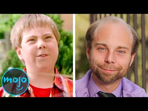 Top 10 Child Stars Who Look Completely Different Today