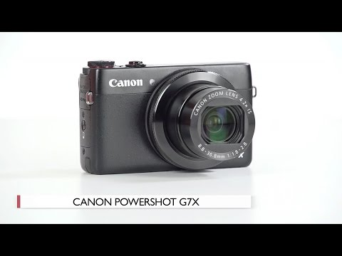 Hands-On Review: Canon Powershot G7X
