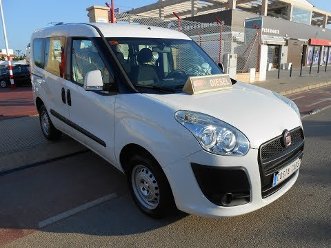 See video Fiat DOBLO 1.3 MJT PANORAMA