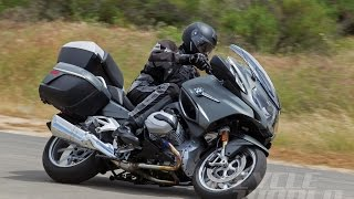4. The BMW R1200RT Is The Best All-Around Motorcycle On The Road Today