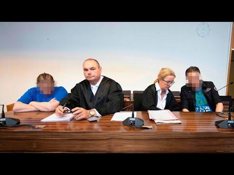 Staufener Missbrauchsfall: Lange Haftstrafen für Mutter und Partner