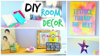 DIY: Room Decor for Summer! - YouTube