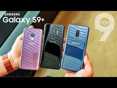 Galaxy S9 - TOP 9 FEATURES