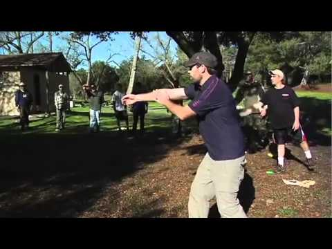 Disc Golf putting clinic by David Feldberg (2011)