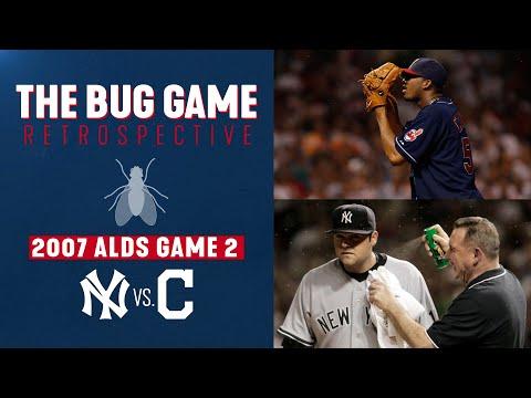 The Bug Game: Indians-Yankees 2007 ALDS Game 2 Retrospective