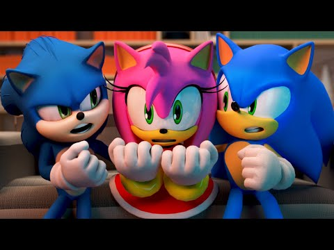 SONIC THE HEDGEHOG SEASON FIVE COMPILATION - Sonic Animation 4K | Sasso Studios