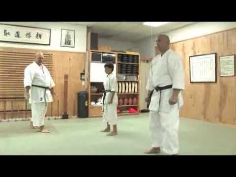 Falling Properly In Okinawan Karate