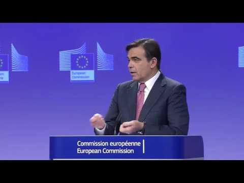 Μ. Σχοινάς: Η Κομισιόν καλωσορίζει τις συστάσεις του Ευρωπαϊκού Ελεγκτικού Συνεδρίου