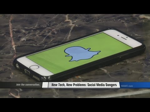 New Tech, New Problems: Social Media Dangers