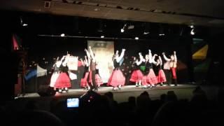 Actuación Bailes Amigos de Navalcarnero abril 2013 (Puente de Vallecas)