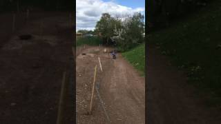 10. Cody first time on the track pw50 2017