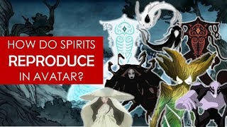 Video How do Spirits Reproduce in Avatar: The Last Airbender? [ Koh the Face Stealer l #finally ] MP3, 3GP, MP4, WEBM, AVI, FLV Oktober 2018