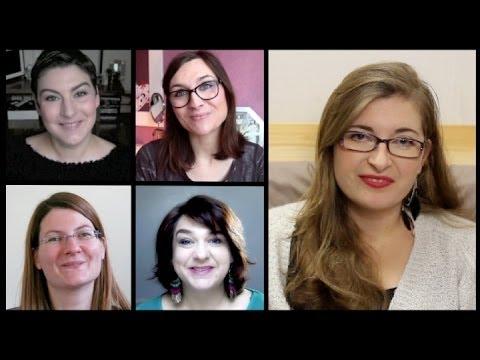 beaute Féminité et maternité, la vidéo dEsther maquillage