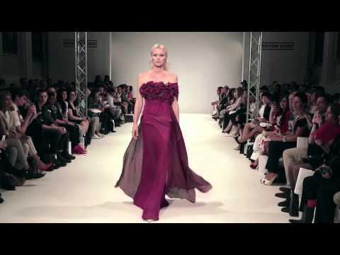 Rohmir SS15 London Fashion Show by FTV