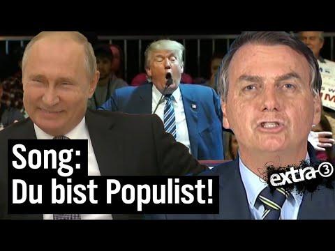 Du bist Populist