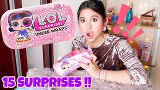 Video LOL SURPRISE UNDER WRAPS TERBARU! DAPAT YANG RARE?! MP3, 3GP, MP4, WEBM, AVI, FLV Januari 2019
