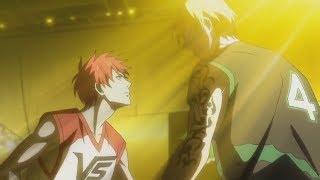 Download Lagu Kuroko no Basket: Last Game [AMV] - Out Of My Way Mp3