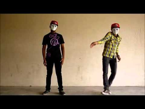 drahman habsyi - robot dance