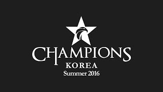 LCK Summer - Week 8 Day 3: ESC vs. AFS (SPOTV) by League of Legends Esports