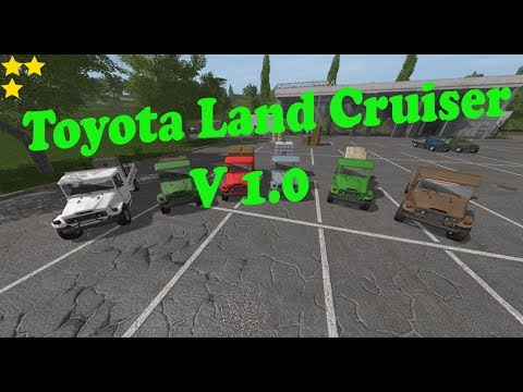 Toyota Land Cruiser v1.0