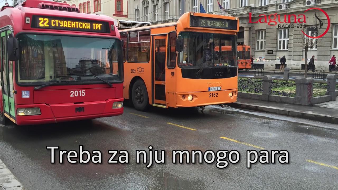 Validirajte drugovi Bus Plus s teškom tugom – obrada