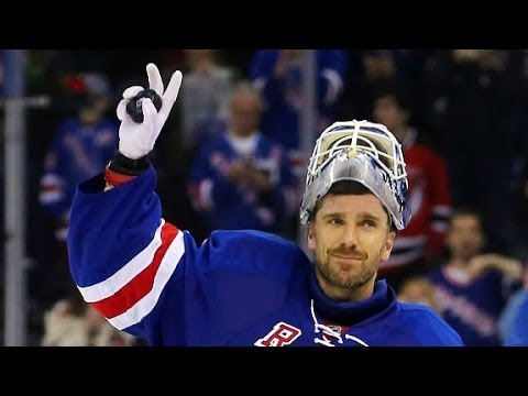 Video: Henrik Lundqvist talks Rangers playoffs on the Michael Kay Show