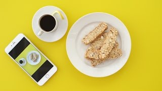 Crisp & Crunchy Biscotti - Everyday Food with Sarah Carey by Everyday Food