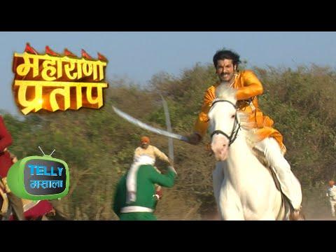 Pratap Fight Sequence in Maharana Pratap | On Loca