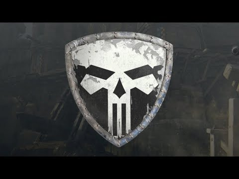 For Honor: The Punisher Emblem Tutorial 2