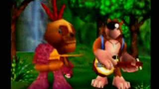 Banjo Kazooie Theme Song (Intro)