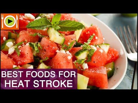 Alimente si retete recomandate impotriva insolatiei