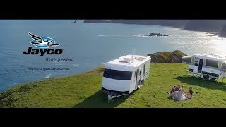 2017 Jayco Freedom and Lifestyle Ad.