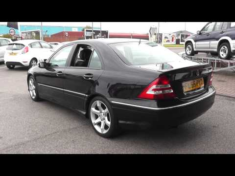 Mercedes-Benz C CLASS C220 CDI Sport 4dr Auto U205857