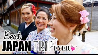 Kanazawa Japan  city photos gallery : Kimonos, Gardens, & Gold! Our trip to Kanazawa!