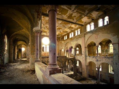 Kostel Nalezení sv. Kříže v Chebu - ohrožené památky Karlovarského kraje
