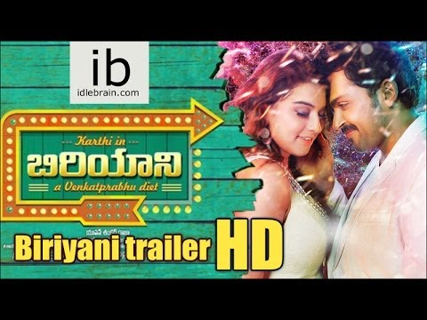 Biriyani Telugu Version Trailer