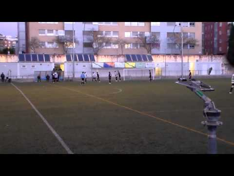 "SANTS, U.E. ""B"" 4 - 1 IBERIA UNION CLUB FUTBOL ""A"""