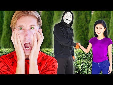 MY WIFE IS A HACKER?! Vy Qwaint Secret Revealed She is a Project Zorgo Member in Real Life!