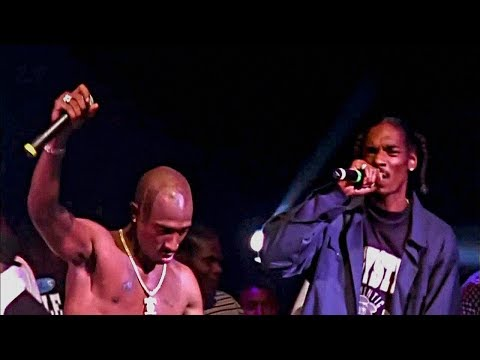 Download 2Pac & Snoop Dogg - Gin and Juice & 2 Of Amerikaz Most Wanted (Live) [Legendado]