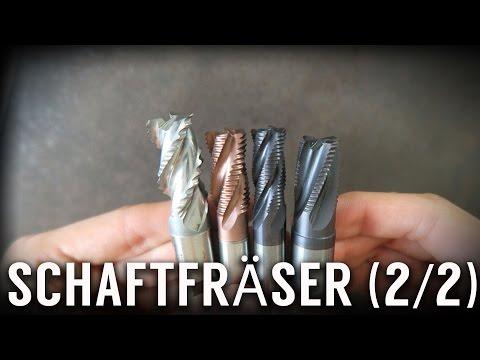 Werkzeugkurs #6: Schaftfräser (2/2)   derIMechaniker