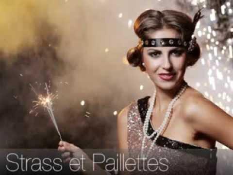 Th me soir e nouvel an strass paillettes deguisetoi - Theme nouvel an ...