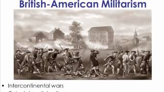 Colonial Heritage: A History Of British-America