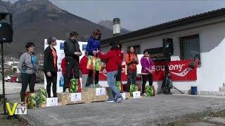 GiroNordic - Cesiolino prima tappa in 170!