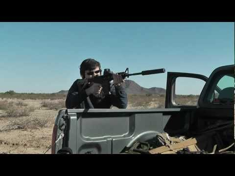 AAC 762-SD Suppressor Tests - 7.62x51, 5.56x45, .300 AAC Blackout supersonic and subsonic