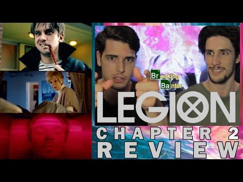 Legion: Season 1 Chapter 2 Review (Spoilers)