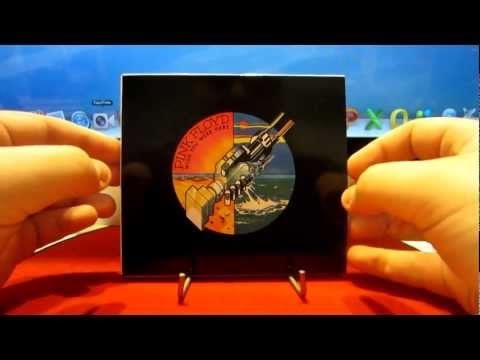 Pink Floyd Wish You Were Here Experience Edition Unboxing