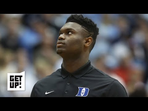 Zion Williamson's return from injury means Duke is all in on 2019 NCAA title - Jalen Rose | Get Up!