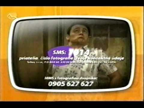 Markíza - A nejaké znelky.10 rokov dozadu :-) © TV Markíza 2004.