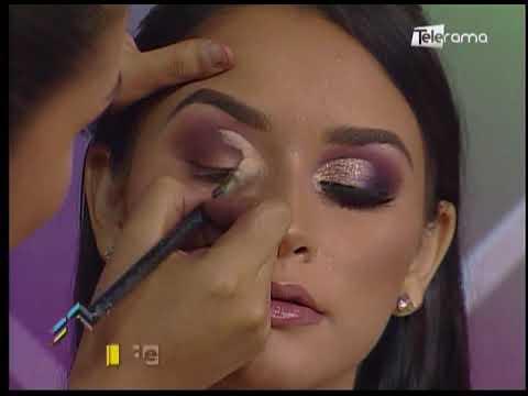 Aprenda a realizar un maquillaje de graduación
